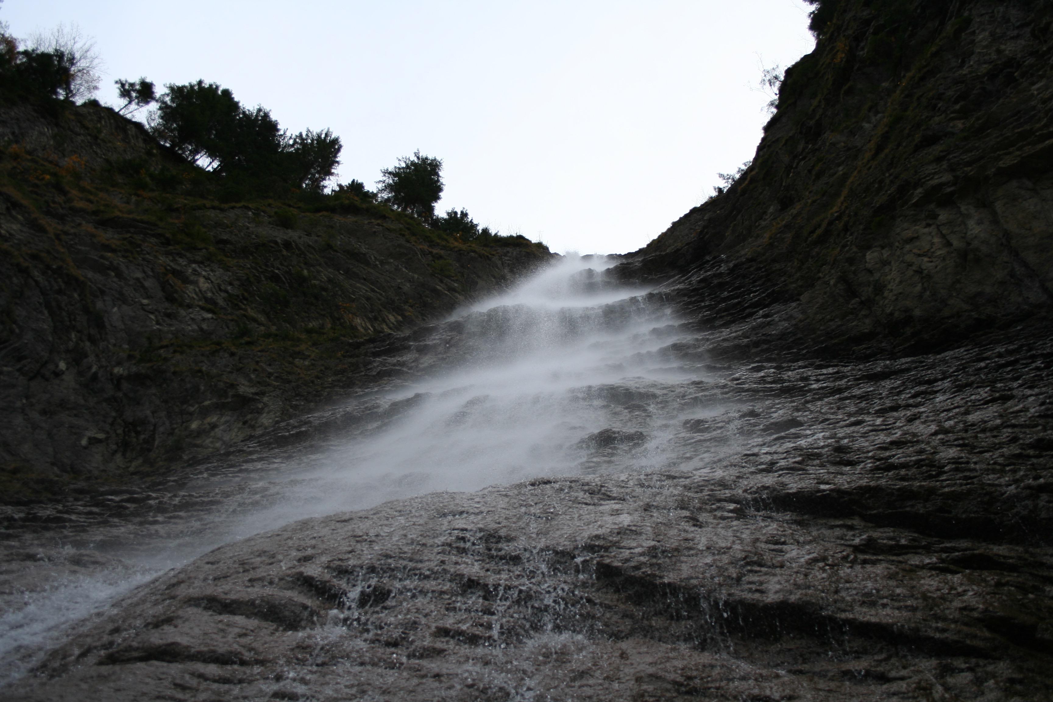 Waterval in Bichlbach